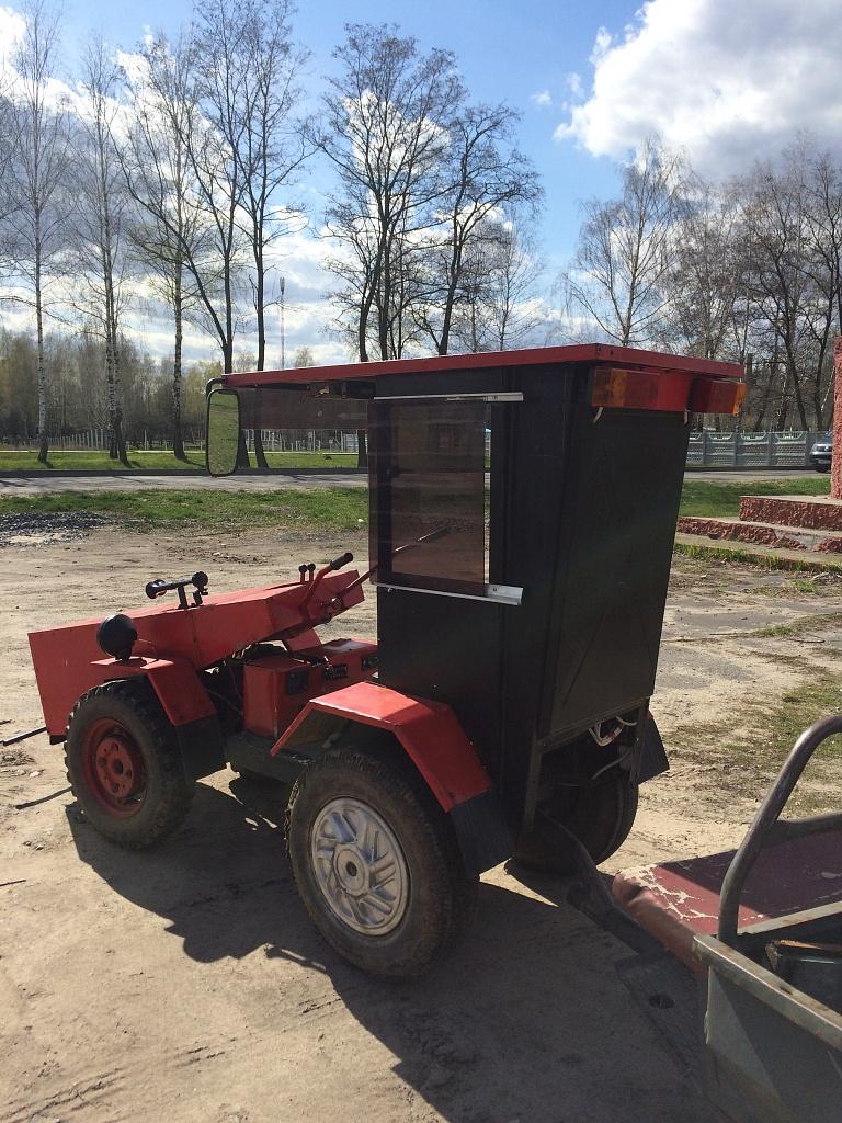 самодельный трактор (8).JPG