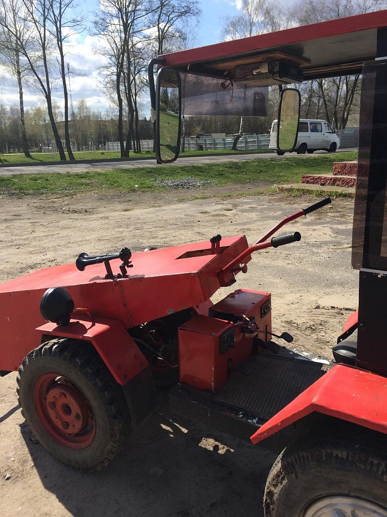 самодельный трактор (6).JPG