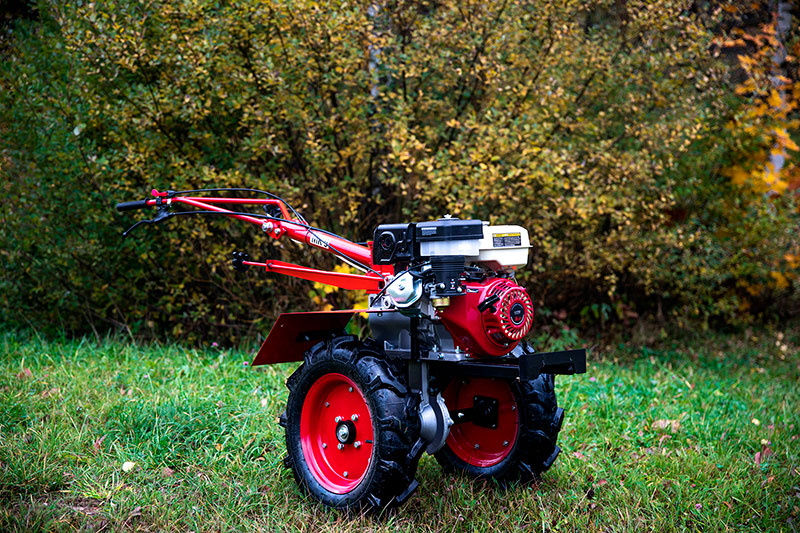 Мотоблок МК9 с двигателем Weima.